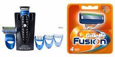 Gillette Fusion Proglide Styler Men Trimmer Shaver with 1+4 Gillette Razor Blade