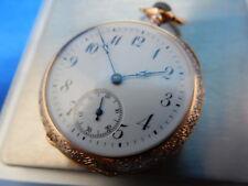 UNION Glocke - 585 ROSE GOLD TASCHENUHR