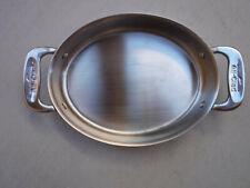 All-Clad mini oval gratin pan NEW