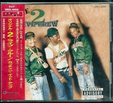 2 Live Crew Original 2 Live Crew Japan CD w/obi CRCL-8002