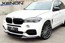 Carbon Fiber Front Lip Splitter for BMW X5 F15, M-Perfomance look, High Quality
