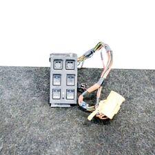 JAGUAR XJ XJ40 3.6i 145kW Front Right Door Window Switch RHD DBC2886 1988