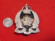 "Original Canadian - ""COPY"" 1920/24 Canadian Air Force Cap Badge ""COPY"""