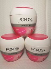3 POND'S CLARANT 14 OZ - 400 GR (PACK OF 3) SPECIAL 3 JARS- NEW DRY SKIN 08/18