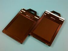 Fidelity Astra Pair of 4X5 Cut Film Holder
