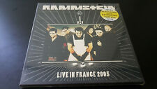 RAMMSTEIN - live in france 2005 -   lp -box- test pressing-sealed