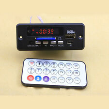 Digital led 5V MP3 decode with 2*3W amplifier + remote control/ usb SD fm Radio