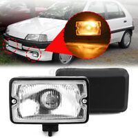 Front Spotlight Driving DRL Fog Light For PEUGEOT 205 GTI CTI 106 306 Mi16 H3