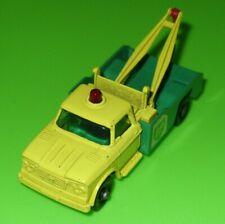 Matchbox / 13 Dodge Wreck Truck 'BP'