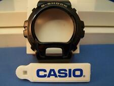 Casio Watch Parts DW-6900 CB-1 Bezel / Shell G-Shock Gloss black Gold Tone Lette