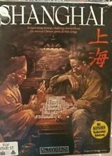 Shanghai (Activision 1986) ATARI ST (Diskette, Box, Manual) funktioniert