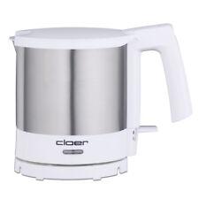 Cloer Wasserkocher 4721 weiß Edelstahl 1 Liter 2000 Watt NEU (B-Ware)