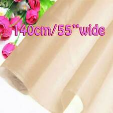 Coral Pink Sample/Meter Pure Silk Organza Fabric 140cm W FREE SQ BUTTONS