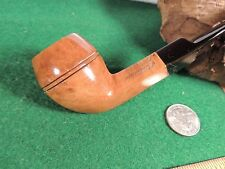 "BIG EXCELLENT BULL DOG UNSMOKED 1970'S VINTAGE GRECIAN"" IMPORTED BRIAR NATURAL"