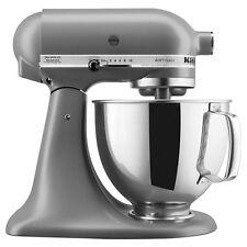 New KitchenAid Stand Mixer tilt 5-QT KSM150PSFG Metal Artisan Tilt  Matte Grey