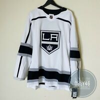 Los Angeles Kings 2019 Adidas AdiZero Authentic NHL Hockey Jersey  Size S 46