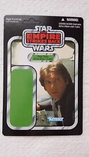 SDCC Star Wars ESB Proof Card HAN SOLO Echo Base Outfit Vintage Collection VC03