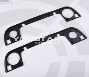 UK STOCK 2X Door Handle Gasket Rubber Seals for BMW E36 E34 E32 Z3 3 5 7 Series