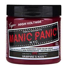 Manic Panic Classic Hair Dye Color Vampire's Kiss  Vegan 118ml Manic-Panic