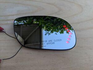 🔥2003-2005 Buick Park Avenue Passenger Mirror Glass Heated w/Turn Signal M79