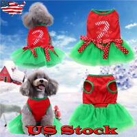 Pet Dog Clothes Halloween Costume For Small Dogs Dress Christmas  Party Costumes