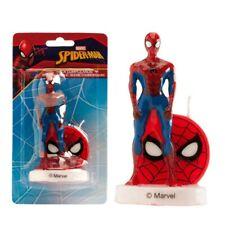 Spiderman Kerze 3D Topper Chase Fondant Torte Figur Geburtstag Party neu