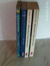 Collection Of 4 Science Fiction Paperrback Books By BRIAN W.ALDISS -1st's Thus