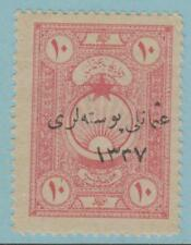TURKEY IN ASIA 52 MINT HINGED OG * NO FAULTS EXTRA FINE !