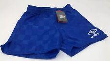 Lot Of 2 Umbro Soccer Shorts Royal Blue Size XXS (4-6) NWT