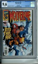 WOLVERINE #131 CGC 9.6 WHITE PAGES RECALLED EDITION