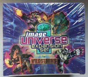 Wildstorms CCG Image Universe Expansion Set Card Game - SEALED BOX