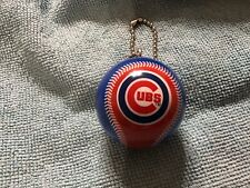 Handmade Chicago Cubs Ornament - Zipper Pull - Cubs - MLB - Limited  Edition