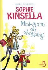 Mini-Accro du shopping.Sophie KINSELLA.Belfond CV19