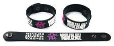 MINDLESS SELF INDULGENCE NEW! Rubber Bracelet Wristband Free Shipping  aa363