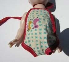 Vintage Doll Clothes Sun Suit Ducks Fits Alexander-Kins Wendy Ginny Muffie 1950s