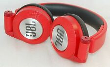 JBL Synchros E30 RED Folding Stereo Headphones DJ audio music foldable iPhone 6+