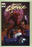 Absolute Carnage #1 Bagley BLOOD MOON TRADE Variant w/ COA * GEMINI SHIPPING