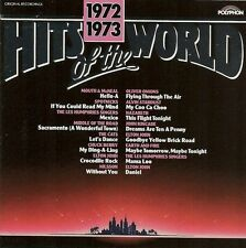 Hits of the World 1972/73 Mouth & McNeal, spot Nicks, Oliver Onions, Earth & Fire