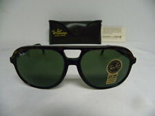 New Vintage B&L Ray Ban Traditionals Style B Tortoise Black L1671 Sunglasses NOS