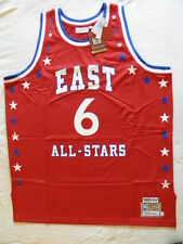 7296d8360a8e Mitchell Ness M N All Star Julius Erving Dr J Authentic Jersey NWT 54 2XL  Sixers