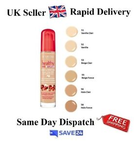 Bourjois Healthy Mix Serum Foundation, Sealed - Choose Your Shade-Fruit Therapy