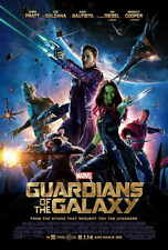 "GUARDIANS OF THE GALAXY Movie Poster [Licensed-New-USA] 27x40"" Theater Size"