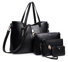 Tibes PU cuir sac à main + épaule de sac de femmes de la mode + porte-monnaie
