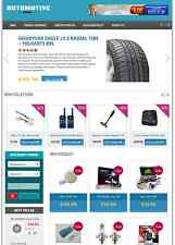 AUTOMOTIVE STORE - FULLY DEVELOPED AMAZON AFFILIATE WEBSITE FOR SALE