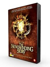The Never Ending Story 5 DVD Collector's Edition Box + Tales - RARE!