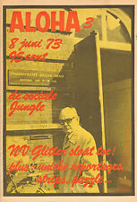 MAGAZINE ALOHA 1973 nr. 03 - CUBY + BLIZZARDS / FATS DOMINO / YES / DICK MAAS