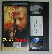 film VHS L'ESERCITO DELLE 12 SCIMMIE CARTONATA VIDEOTECA DEL SECOLO (F11*)no dvd