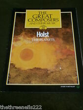 GREAT COMPOSERS #50 - HOLST - THE PLANETS