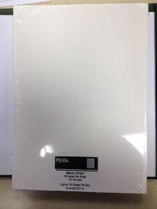 Laser / Inkjet Printer Labels 65/sht bx6500