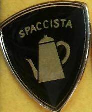 DISTINTIVO METALLO SPACCISTA ESERCITO ITALIANO VECCHIA SPILLA METAL PIN